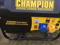 CHAMPION CPG3500 E2-DF 2800 WATT PETROL GENERATOR