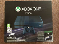 xbox one (forza 6 edition, 1TB)