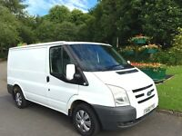 2011 year model 60reg very rare ford transit swb facelift trend spec! 1of the best examples anyplace