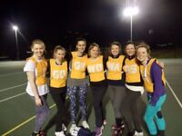 Back to Netball - Course for Beginners