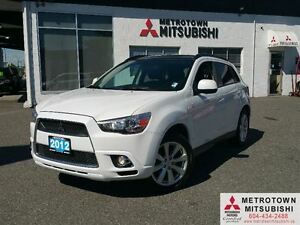 2012 Mitsubishi RVR GT NAVI; Local, No accidents