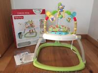 Fisher price rainforest spacesaver jumparoo