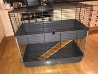 Ferplast 100 Double Rabbit Guinea Pig Big Cage