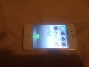 Apple iPhone 4 - 16GB - white (AT&T) Smartphone (MC318LL/A)