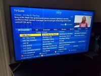 """BLAUPUNKT 43"""" HD LED FULLY SMART TV,FREEVIEW,FREE DELIVERY"""