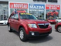 2011 Mazda Tribute GT, AWD,  TOUT EQUIPE, NOUVELLE ARIVAGE