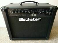 Blackstar id:15TVP modelling guitar amplifier, immaculate