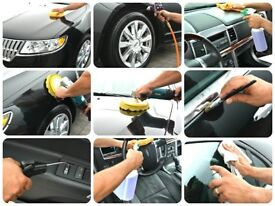 CAR VALET, DETAILING, SCRATCHES REPAIRS, MACHINE POLISHING, PAINT CORRECTION, HEADLIGHT RESTORATION