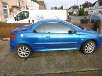 im selling my peugeot 206 full leather drive well