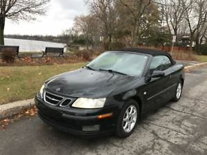 2007 Saab 9-3 Base Automatic