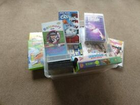 Collection of Kid's VHS video tapes