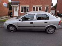 Vauxhall astra - MOT until march