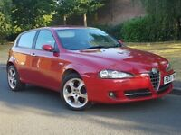 07 REG ALFA ROMEO 147 19 DIESEL FULL MOT IN EXCELLENT CONDITION PX WELCOME