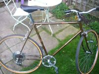 Vintage/retro Raleigh Merlin