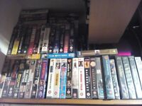 vhs video tape's, huge collection. £1 PER TAPE