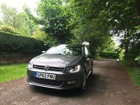VW polo 1.6 2013 (62) pan roof, sat nav, full history