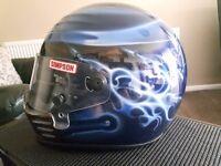 Helmet Hayabusa custom