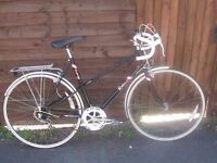 RALEIGH EBONY LADIES SPORTS BIKE - Reduced to £63