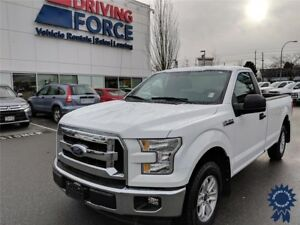 "2017 Ford F-150 XLT Regular Cab 3 Passenger 141"" WB 2WD w/8' Box"