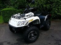 1000 XT 4X4 AUTO Fully Road Legal / ** NO VAT ** / Absolutely As Brand New / Never Out In The Wet