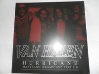 Van Halen hurricane maryland vol2
