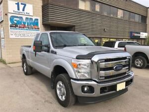 2015 Ford F-250 XLT Extended Cab Short Box 4X4 Gas