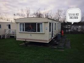 Original Caravan For Private Sale On Beachcomber Holiday Park Cleethorpes