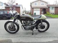 Calling all Halifax Cafe Racers!