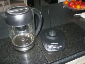MORPHY RICHARDS COFFEE MACHINE,HARDLY USED