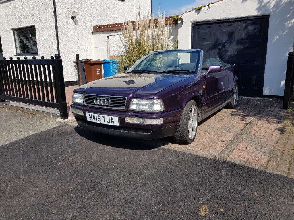 1994 Audi 80 B4 Cabriolet 26l In Hull East Yorkshire Gumtree