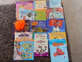 Random Selection of Kids Books