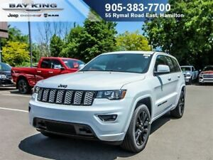2018 Jeep Grand Cherokee ALTITUDE, 4X4, POWER SUNROOF, BLUETOOTH