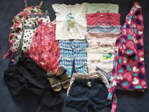 Girls clothes bundle - mostly size 8