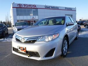 2013 Toyota Camry LE TOYOTA CERTFIED PRE OWNED