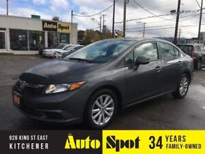 2012 Honda Civic EX/FULLY LOADED!/PRICED FOR A QUICK SALE!