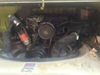FOR SALE - 1969 VW Volkswagen Camper Van, Bay Window, V Good Condition.