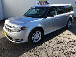2015 Ford Flex SEL, Automatic, Leather, Third Row Seating