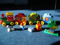 duplo my first number train 10558