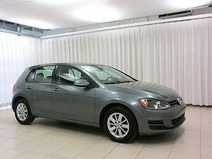 2015 Volkswagen Golf VW CERTIFIED! TSI TURBO! Heated Seats! Allo