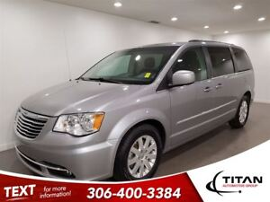 2014 Chrysler Town & Country 7 Pass Cam Auto Heated Mirrors Loca