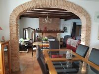 Beautiful countryside property for sale in north of France