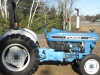 1996 Ford Tractor 52 hp