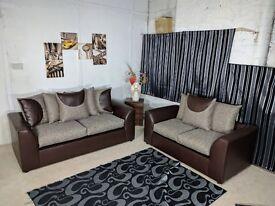 Brand New Paris Sofa (3+2) and corner - sale sale sale