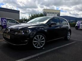 2014 VW GOLF 2.0 GTTDI DSG