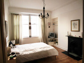 1 big rooms to rent in a ground floor flat at West Montgomery Place
