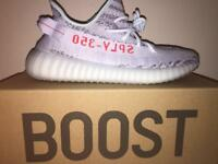 Yeezy 350 blue tints uk size 8 and 9.5
