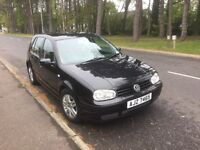 VW Golf GTI - Black Superb condition inside and out. 120K miles. MOT to Dec 17.