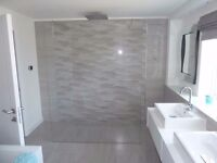 wet room bathroom and tiling specialists full design service availible angel construction