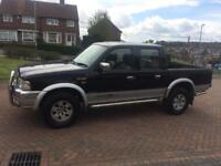 Ford ranger double cab pickup