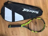 Babolat Pure Aero Tennis Racket. Grip 3. As New Condition